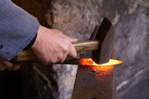 The art of hammering