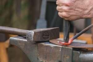 The Blacksmith Punch