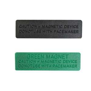 Neodymium Badge Holder