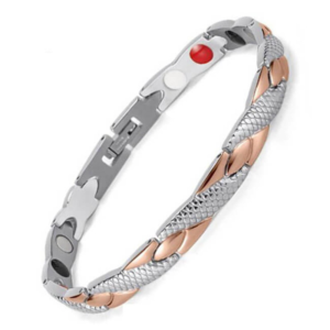 A Magnetic Bracelet, We dont sell em, but they say they are good